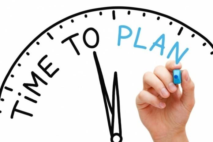Планирование рабочего времени руководителя