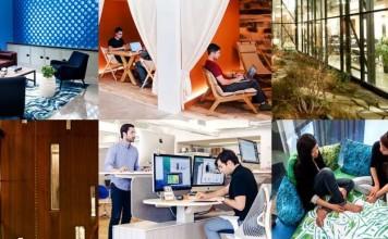 тренды в организации офисного пространства