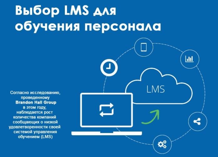 Выбор системы упраления обучением LMS: проектный подход