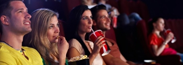 билет в кино, выстаку, театр