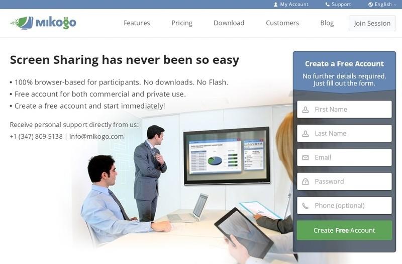 mikago бесплатные вебинары видеоконференции