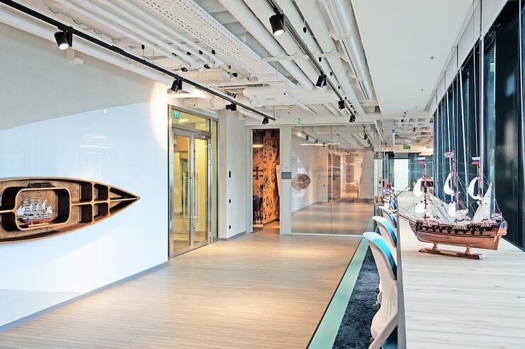 Avito выиграл архитектурную награду BestOfficeAwards 2017 в номинации «Комфорт и Эргономика»