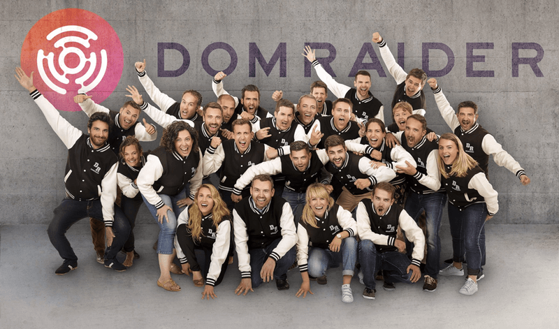 DomRaider ищет таланты