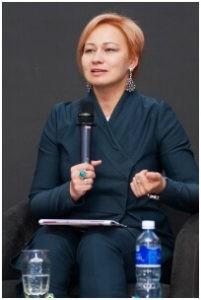 Митрофанова Валентина Васильевна - управляющий партнер