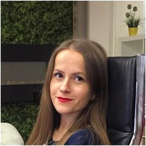 Александра Маслыко, HR-менеджер Объединенной Аутсорсинговой Компании