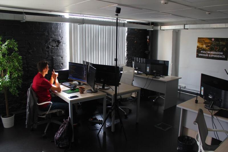 """Комфортный офис """"Мечта разработчика"""". Практичность, удобство и доброта от Anvio"""