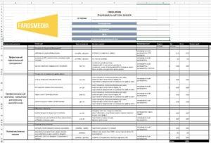 Как составить индивидуальный план развития сотрудника. Кейс FarosMedia
