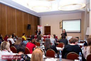 21 ноября в Holiday Inn Lesnaya, прошла однодневная конференция по продвижению бренда работодателя «2nd EMPLOYER BRAND BUILDING CONFERENCE 2018».