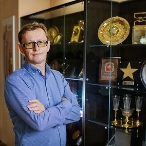 Владимир Васюхин, генеральный директор компании «Арт-Грани»