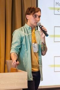 Иван Чирков, руководитель отдела брендинга и PR портала Зарплата.ру: