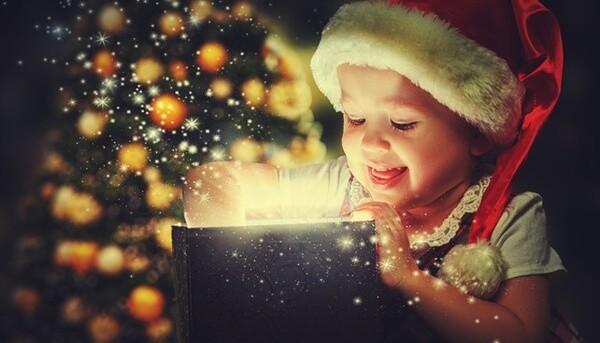 Новый Год – особенное время для каждого ребенка.