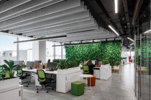 ОТП Банк. Главной темой дизайна стали человек и природа.