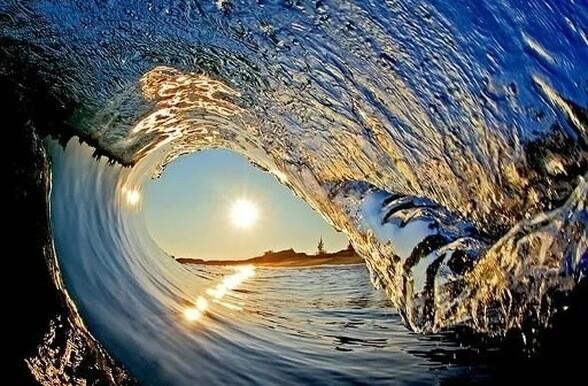 Поймать волну
