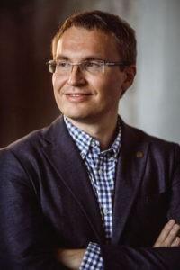 Дмитрий Грин, сооснователь Almamat, основатель поливерситета Zillion