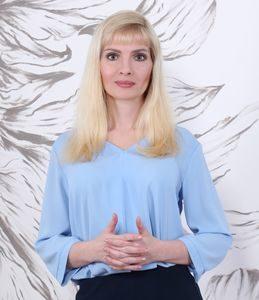 Вера Бокарева, Бизнес-тренер, консультант по продажам и личной эффективности, д.с.н.