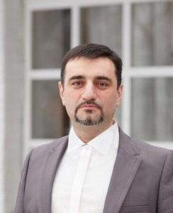 операционный директор Корпорации «Синергия» Арсен Касумян