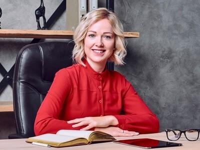 Карьерный консультант & Life коуч Анастасия Якименко
