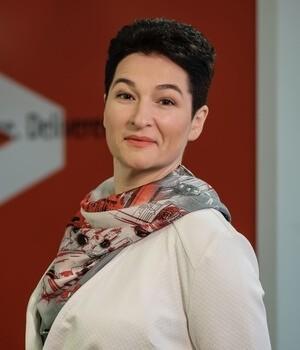 управляющий директор Accentureв России и Казахстане Мария Григорьева