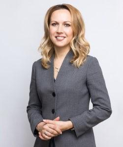Татьяна Терентьева, директор по персоналу ГК «Росатом»