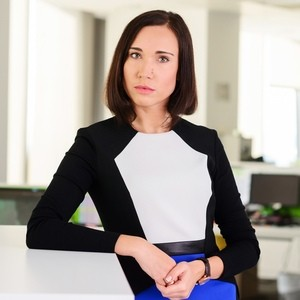 Алина Манцева, директор по персоналу «АстраЗенека», Россия и Евразия