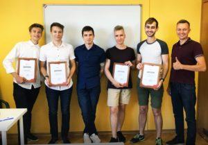Академия QSOFT пользуется большой популярностью среди молодежи: