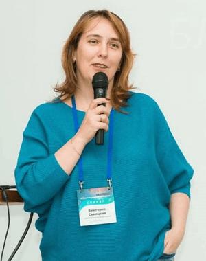 Виктория Савицкая, ведущий специалист Корпоративного центра компетенций «ЛУКОЙЛ-Северо-Западнефтепродукт».