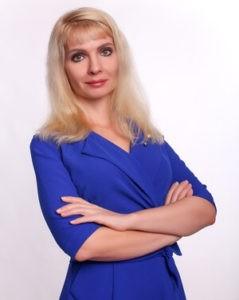 Вера Бокарева, бизнес-тренер, д.с.н.