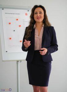 Ирина Беха, бизнес тренер