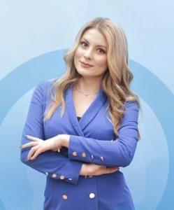 Юлия Дзюба, основатель онлайн-Школы профессионального рекрутинга HRDZUBA