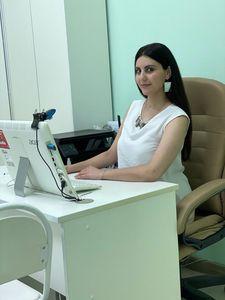 Лусине Налбандян, руководитель отдела по персоналу ООО «Клиника»