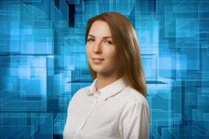 Анна Попова, руководитель группы HR