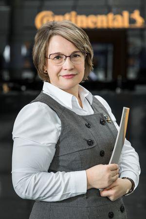 Александра Лобачева, директор по персоналу ООО «Континентал Калуга»