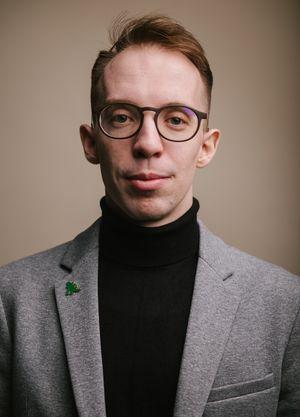 Артем Гусев, основатель бюро подготовки публичных выступлений «Глагол»