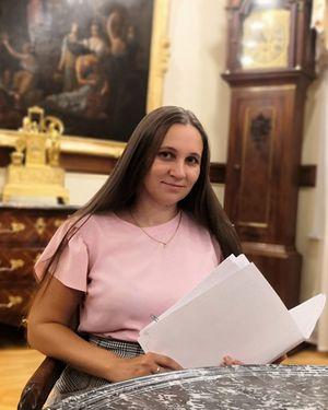 Юлия Устина