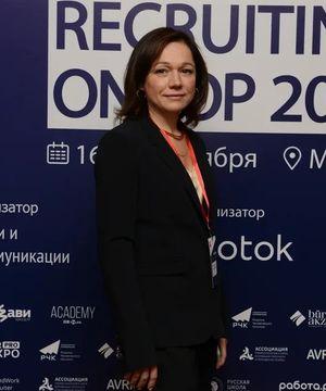 Анна Здобнякова, руководитель по привлечению талантов «Медиа-1»